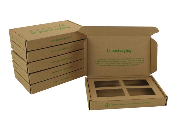 Škatule pre elektronický obchod