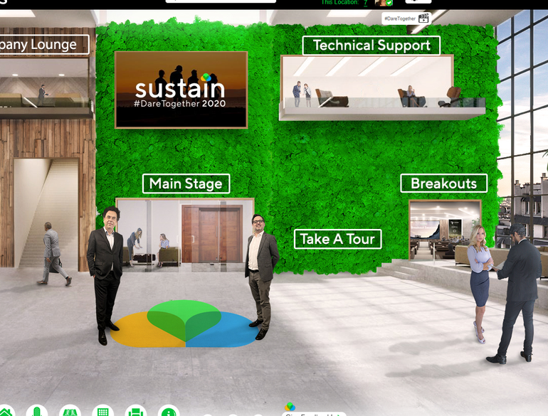 EcoVadis Sustain 2020
