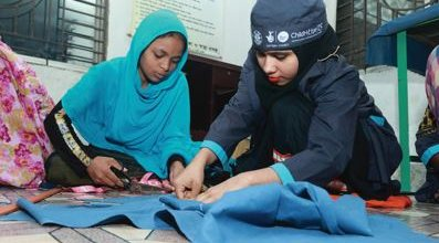 Waste pickers training programme Bangladesh.JPG