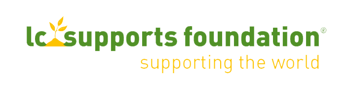 LC supports foundation logo